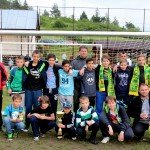 mužstvo U-13 MŚK KNM
