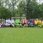 účastníci turnaja