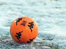 zima a futbal