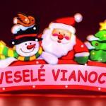 Šťastné a veselé Vianoce a veľa úspechov v Novom roku 2019!!!