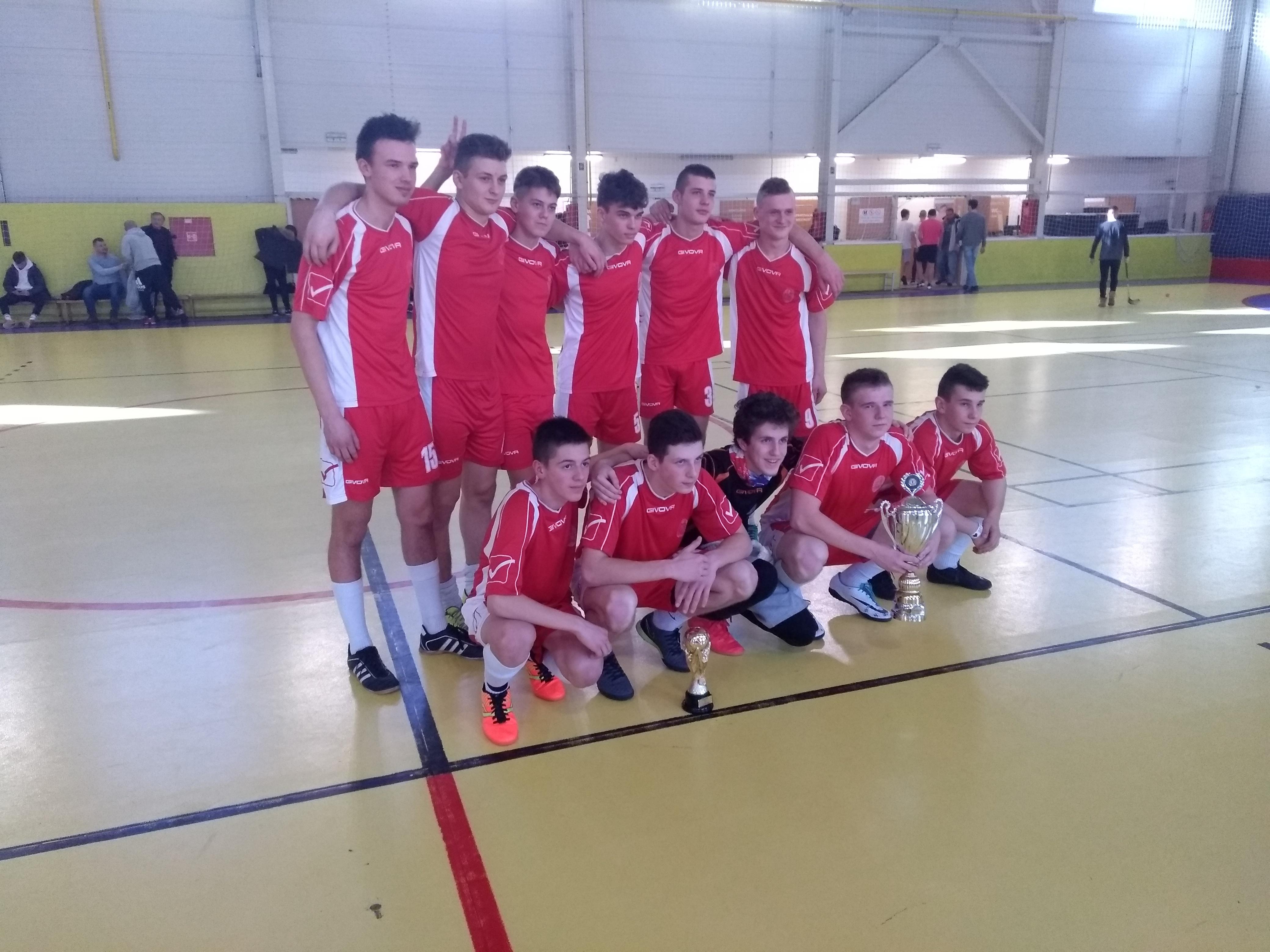 ŠK Javorník Makov- víťaz turnaja Snežnica cup 2019
